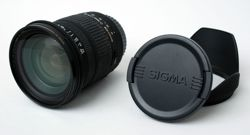 Sigma 17-70 mm DC IF